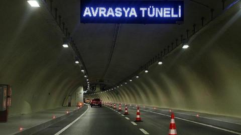 Avrasya Tüneli geçişinde indirim