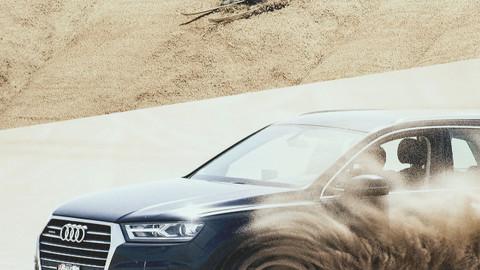 Audi'nin peri bacalı kayak videosu viral oldu