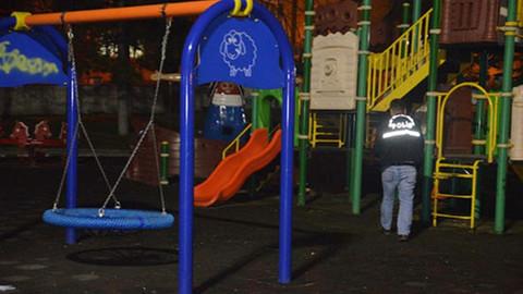 Muhtar, çocuk oyun parkında 4 kişiyi yaraladı