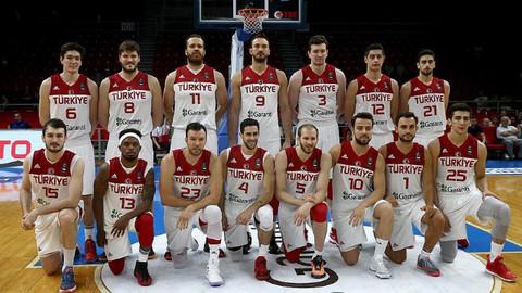 A Milli Erkek Basketbol Takımı aday kadrosu açıklandı mı? 2019 Dünya Kupası Eleme Grubu maçları