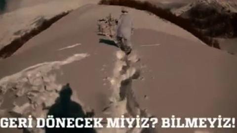 """Jandarmadan 14 Şubat klibi: """"En büyük aşk, vatan"""""""