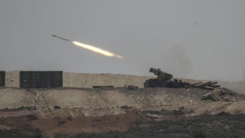TSK, Afrin'in kuzeyindeki Duraklı köyünü terör örgütü PYD/PKK'dan temizledi