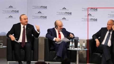 Çavuşoğlu'ndan Arap Birliği Genel Sekreteri'ne yanıt