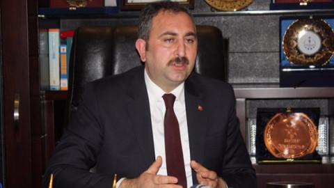 Adalet Bakanı Gül: İnfaz ceza sistemine yönelik öneriler masada