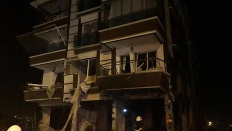 Kırıkkale'de evde doğalgaz patladı: 10 yaralı