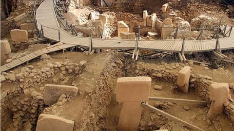Dünyanın en eski tapınağı 'Göbeklitepe' ziyarete açıldı