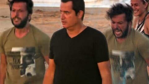 Acun, Nihat'ı ti'ye aldı; Survivor'da en ilginç kazanamama sahnesi