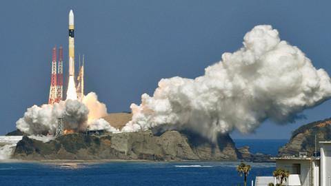 7. istihbarat uydusu uzaya fırlatıldı