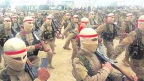 Reuters, SDG terör örgütünün Afrin'e sevk edildiğini duyurdu