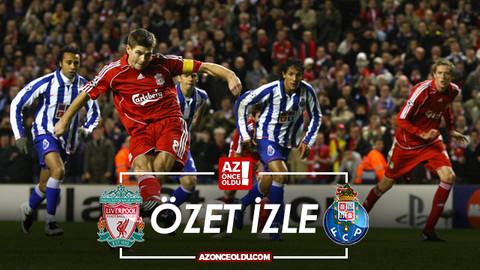 ÖZET İZLE - Liverpool Porto özet izle - Liverpool Porto maç özeti ve golleri izle