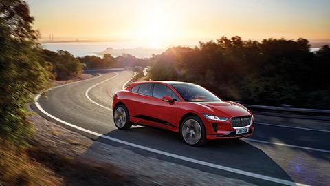 Uluslararası Cenevre Otomobil Fuarı'nda Jaguar Land Rover'dan gövde gösterisi