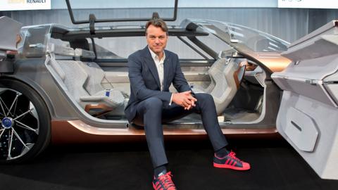 Renault, Cenevre Otomobil Fuarı'nda yeni modellerini sergiledi