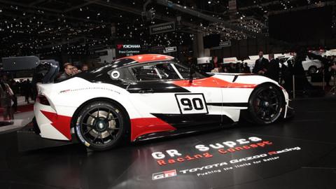 Toyota'nın efsana spor modeli Supra geri dönüyor