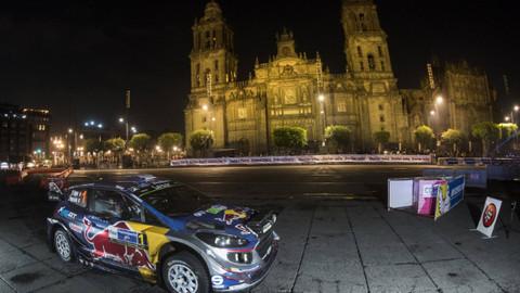 Dünya Ralli Şampiyonası'nda sezonun üçüncü yarışı Meksika Rallisi 9-11 Mart'ta gerçekleşecek