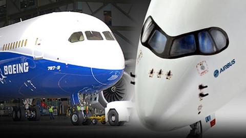 Airbus ve Boeing siparişleri kesinleşti