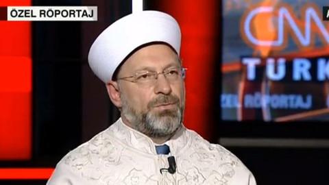 Diyanet İşleri Başkanı Ali Erbaş: İslam'ın güncellenmesinin gerektiğini bilmiyorlar