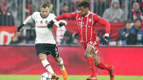 Beşiktaş- Bayern Münih maçı hangi kanalda, saat kaçta? Muhtemel 11'ler