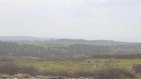 Afrin'e son 600 metre kaldı