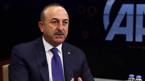 Dışişleri Bakanı Mevlüt Çavuşoğlu'ndan ABD'ye Münbiç yanıtı