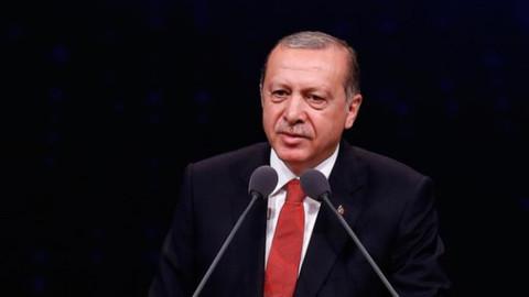 Cumhurbaşkanı Erdoğan:Afrin'de etkisiz hale getirilen terörist sayısı 3 bin 698'e yükseldi