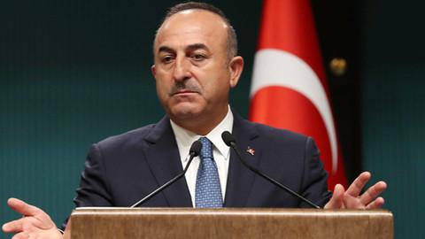 Çavuşoğlu: Afrin'i yine Afrinlilerin yönetmesi gerekiyor