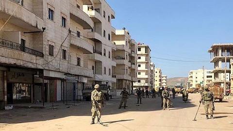Afrin'de patlama meydana geldi: 6 kişi enkaz altında kaldı