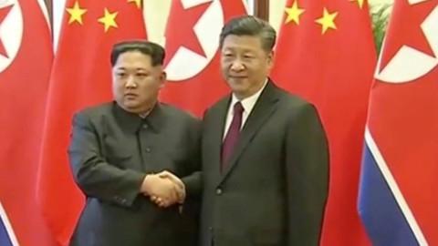 Jong-un: Nükleer sorunun çözümü ABD ve Güney Kore'ye bağlı