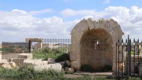 Afrin'deki tarihi kilise ve manastır TSK ve ÖSO'nun koruması altında