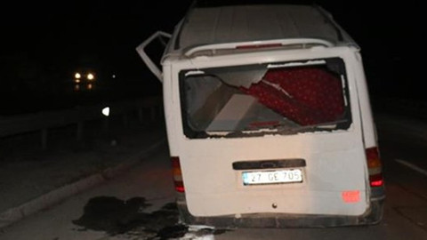 Gaziantep'te trafik kazası: 2 ölü, 8 yaralı