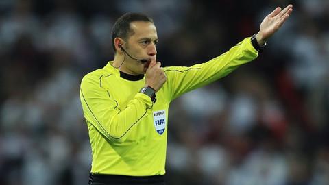 Cüneyt Çakır, Juventus - Real Madrid maçını yönetecek