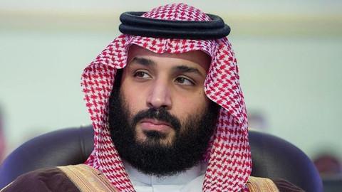 Prens Selman: Filistin ve İsrail halkının kendi topraklarına sahip olmak hakkı vardır