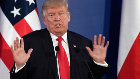 Donald Trump: Bizim aptallar bu savaşı yıllar önce kaybetti