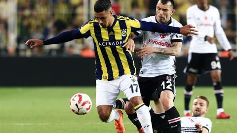 Olaylı Fenerbahçe-Beşiktaş derbisinden geriye kalanlar