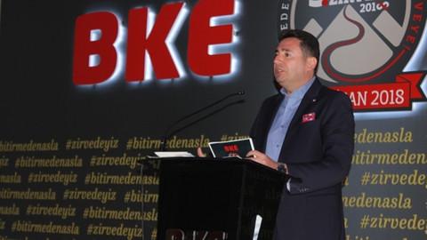 BKE'den Antalya'da 'iskender' zirvesi