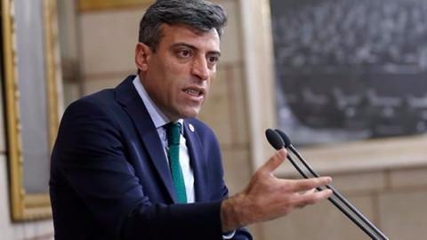 CHP'li Yılmaz cumhurbaşkanlığı adaylığını açıkladı