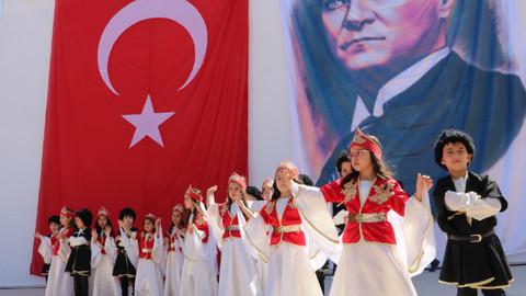 Tüm yurttan 23 Nisan kutlama görüntüleri, 23 Nisan nasıl kutlandı?