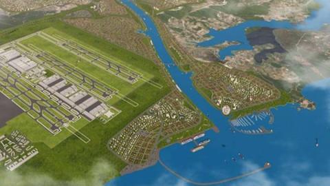 Kanal İstanbul'a Güney Kore talip oldu