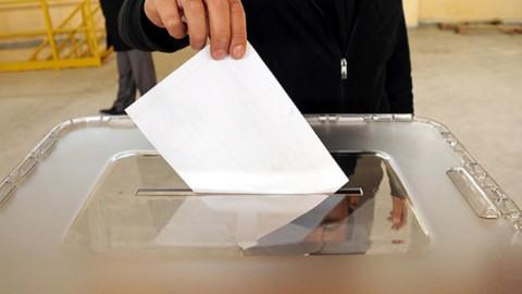 24 Haziran 2018'de seçime girecek partiler hangileri?