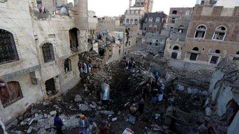 Suudi Arabistan, Yemen'de bir düğünü vurdu