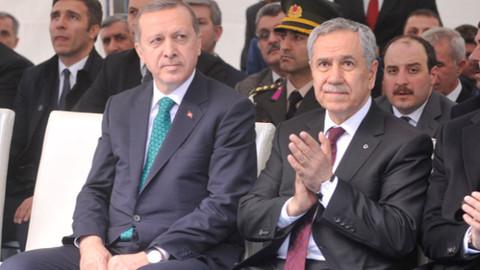 Erdoğan ve Bülent Arınç görüşmesi bitti: Ben bir AK Partiliyim