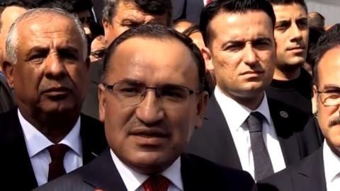 Bekir Bozdağ: CHP'nin adayını Kemal Kılıçdaroğlu da bilmiyor