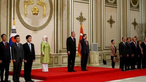 Erdoğan: Dünyada oluşan korkuları ortadan kaldırmıştır