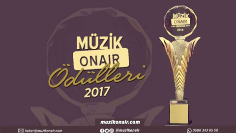 2. MüzikOnair Ödülleri kazananları açıklandı