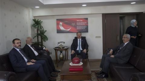 BBP'den İYİ Parti açıklaması: Muhsin Yazıcıoğlu sizin siyasi malzemeniz değil