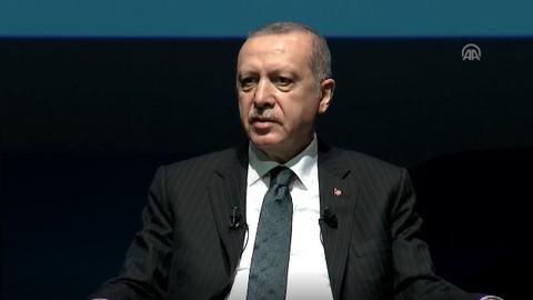 Cumhurbaşkanı Erdoğan: Afrin'den sonra sırada İdlip, Tel Rıfat ve Münbiç var