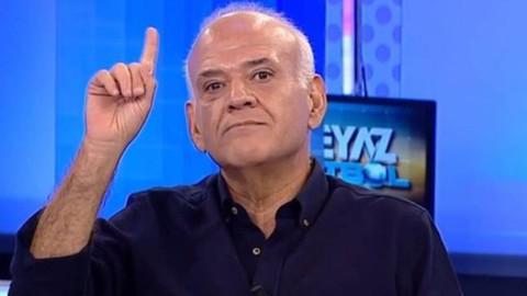 Ahmet Çakar: Beşiktaş'ın hükmen mağlup olması lazım