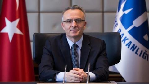 Maliye Bakanı Ağbal'dan memur ve emekliye çifte zam açıklaması