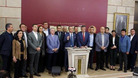 CHP'den istifa edip İYİ Parti'ye geçen 15 vekil geri döndü