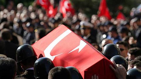 Şırnak'ta 1 asker şehit oldu!