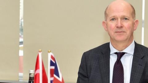 İngiliz Büyükelçi Chilcott: YPG ile PKK arasındaki bağları görüyoruz